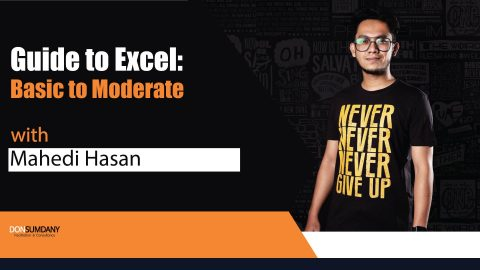 Guide to Excel: Basic to Moderate 2020