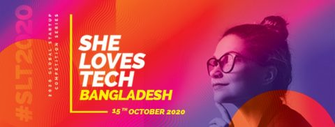 She Loves Tech Bangladesh Competition 2020