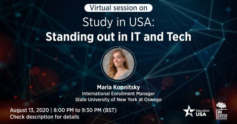 Study in USA: Standing out in It and Tech 2020