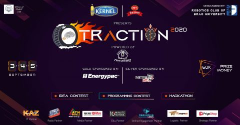 Robotics Club of BRAC University presents Traction 2020
