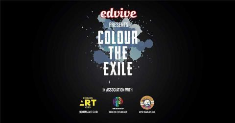 Edvive presents Colour the Exile 2020