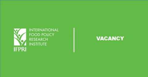 International Food Policy Research Institute is hiring Project Officer 2020 in Bangladesh