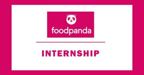 Foodpanda is looking for Intern 2021 in Dhaka