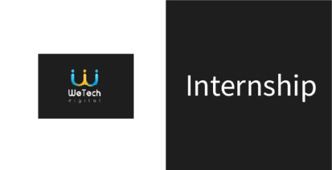 WeTech Digital is looking for Graphic Design Intern 2021 in Dhaka