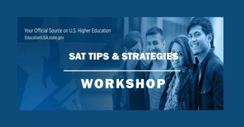Virtual Workshop on SAT Tips & Strategies 2021 in Bangladesh