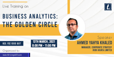 Thriving Skills presents Business Analytics: The Golden Circle 2021
