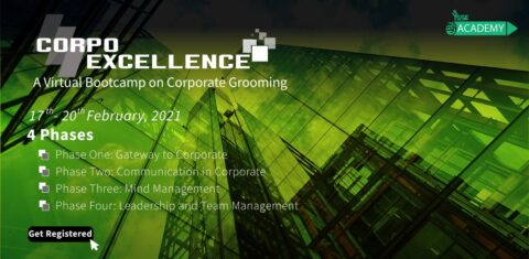 Corpo-Excellence: A Virtual Bootcamp on Corporate Grooming 2021