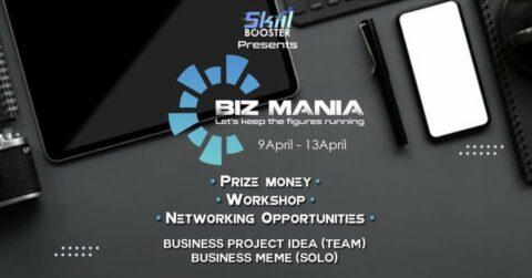 Skill Booster presents Bizmania 2021