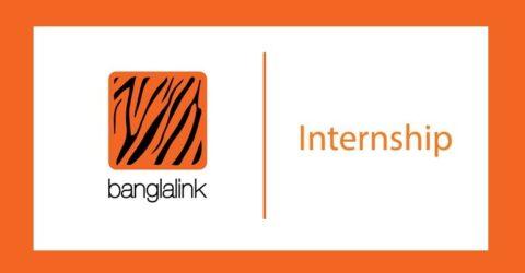 Banglalink is looking for Virtual Intern 2021