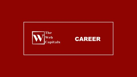 The Web Capitals is looking for Content Writing Intern 2021 in Dhaka