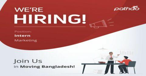 Pathao is hiring Marketing Intern 2021 in Dhaka