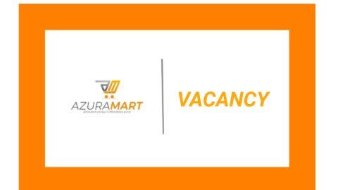 AzuraMart is looking for Graphic Designer 2021 in Dhaka