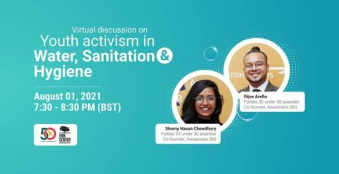 EMK Center presents Youth Activism in Sanitation and Hygiene 2021
