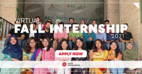 Youth Opportunities is looking for Fall Interns (Virtual) 2021.