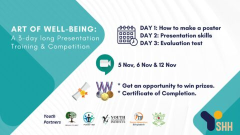 ART OF WELL-BEING: A 3-Day Long Presentation Training & Competition 2021