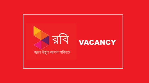Robi is looking for Sales Manager 2021 in Jhenaidah