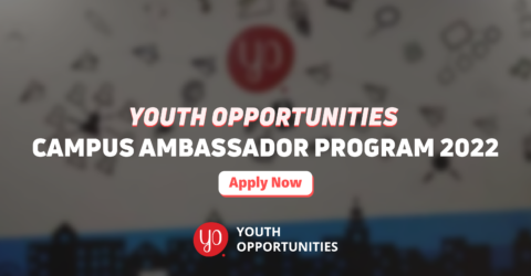 Youth Opportunities is Launching Campus Ambassador Program-4th Season 2021