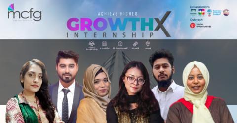 MCFG Presents GROWTHx Internship 2021