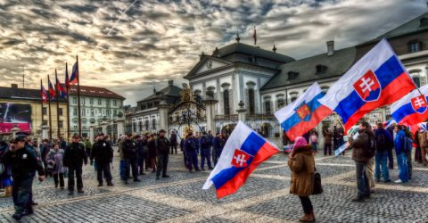 স্লোভাকিয়া সরকার স্কলারশিপ ২০১৮
