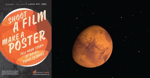 مسابقة مشروع مارس من قبل ناسا 2018