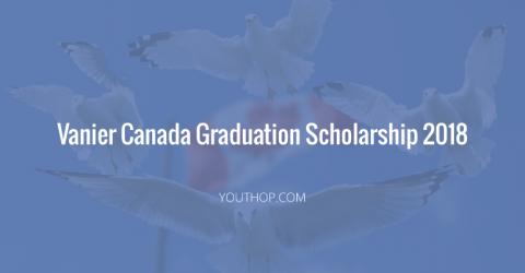 منح فانيير لدراسة الدكتوراه في كندا