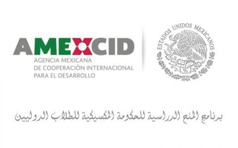 برنامج المنح الدراسية للحكومة المكسيكية للطلاب الدوليين 2019