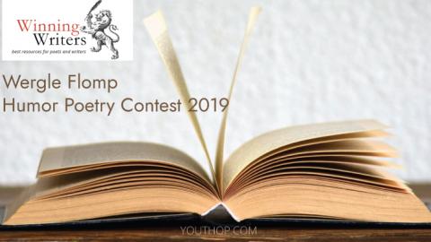 مسابقة Wergle Flomp للشعر الفكاهي ـ 2019