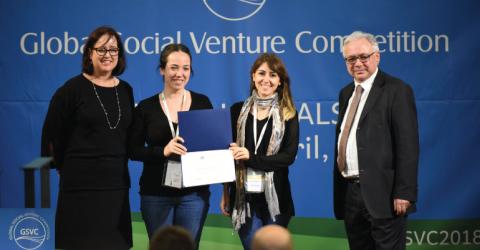 المسابقة العالمية للمبادرة الاجتماعية لعام 2019