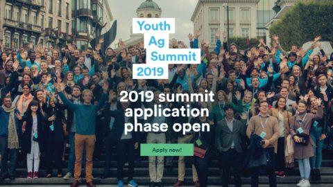 القمة الزراعية الشبابية للعام 2019 في البرازيل
