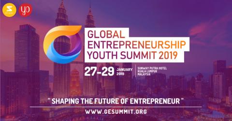 القمة العالمية للأعمال الحرة للشباب 2019 في كوالا لامبور، ماليزيا