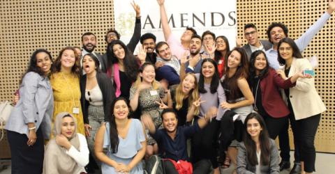 قمة أمندس 2019 في تونس