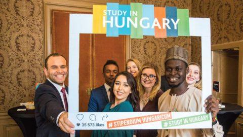 برنامج المنح الهنغارية الحكومية 2019-2020