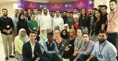 برنامج الغرير STEM للطلاب  في دولة الإمارات العربية المتحدة 2019