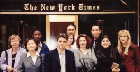زمالة المعهد العالمي للصحافة 2019 في الولايات المتحدة الأمريكية