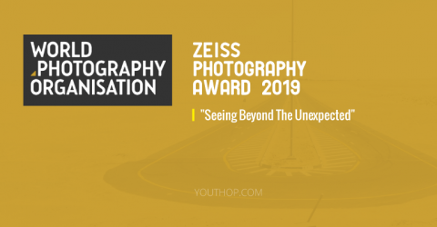 """جائزة ZEISS للتصوير الفوتوغرافي """"رؤية ما وراء – غير متوقع"""" 2019."""
